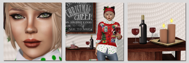 Christmas Cheer—KittyCatS & Friends Advent Calendar, Day19
