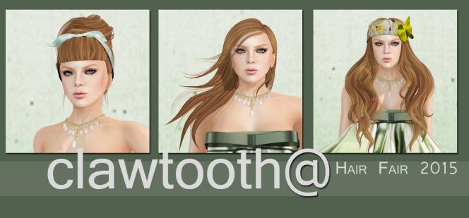 Clawtooth at Hair Fair2015