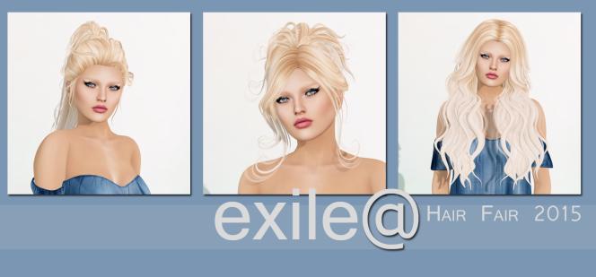 Exile at Hair Fair2015