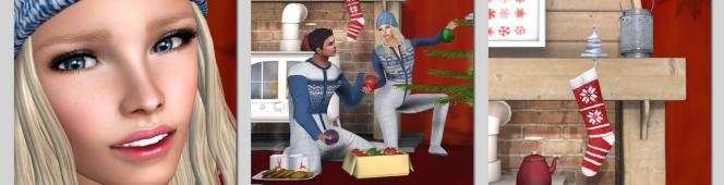 Compulsory Christmas–KittyCatS & Friends Advent Calendar, Day8